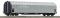 ROCO 67313 Schiebeplanenwagen Rils,SBB,E6