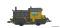 ROCO 72012 Diesellok Sik gelb/grau NS D