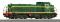 ROCO 72829 Diesellok Serie 10700