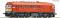 ROCO 73244 Diesellok M62 Gysev HE-Snd.