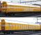 ROCO 76087 2er Set Schiebew.Post SBB