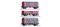 Tillig 01001 Güterwagenset der FS, ÖBB und DB, bestehend aus zwei gedeckten Güterwagen und einem offenen Güterwagen, Ep. III -FORMNEUHEIT-