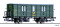 Tillig 17340 Bahnpostwagen Post-p/8,5 der Deutschen Post, Ep. III -FORMNEUHEIT-