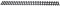 Tillig 83001 Gerades Schwellenband 166 mm