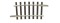 Tillig 83115 Gebogenes Gleis R 04 R 267 mm 7,5o