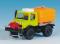 Viessmann 12259 H0 UNIMOG with manure spreader