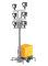 Viessmann 1343 5143/H0 Leuchtgiraffe auf Anhänger mit LEDs