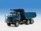Kibri 14020 KIB/H0 KAELBLE GMEINDER Knicklenker mit Hakenabrollaufbau und Abrollbehälter, Bausatz