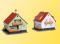 Kibri 37040 KIB/N Einfamilienhäuser Meisenweg, 2 Stück N Einfamilienhäuser Meisenweg, 2 Stück