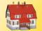 Viessmann 38164 $$ KIB/H0 Wohnhaus mit Giebelausbau