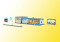 Kibri 38544 KIB/H0 Historische ARAL Tankstelle inkl. LED-Beleuchtung, Funktionsbausatz