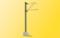 Viessmann 4123 H-Profil Standard Mast