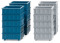 Wiking 001812 Accessory set - stacking boxes