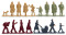 Wiking 001817 Accessory pack - Groups of people