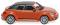 Wiking 002848 VW The Beetle Cabrio - habanero orange metallic