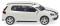 Wiking 007603 VW Golf VI GTI - weiß