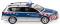 Wiking 010447 Polizei - VW Passat B7 Variant