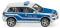 Wiking 010449 Polizei - VW Touareg GP