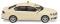 Wiking 014921 Taxi - VW Passat B7 Limousine