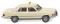 Wiking 014924 Taxi - MB 300 SD