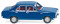 Wiking 020304 Ford Escort - dunkelblau