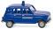 Wiking 022404 Gendarmerie - Renault R4