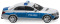 Wiking 022706 Polizei - MB E-Klasse W213 Exclusive