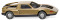 Wiking 023001 MB C 111 - gold-metallic