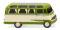 Wiking 026003 Panoramabus (MB O 319) - beige/grün