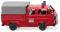 Wiking 029305 Feuerwehr - VW T3 Doppelkabine