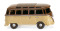 Wiking 031705 VW T1 Sambabus - beige/rehbraun