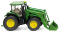 Wiking 035802 John Deere 7280R with front loader