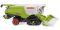 Wiking 038913 Claas Lexion 770 TT Mähdrescher mit Conspeed Maisvorsatz
