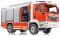 Wiking 043142 Feuerwehr - Rosenbauer AT (MAN TGM) mit transparentem Heck