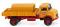 "Wiking 043802 Pritschenkipper mit Aufsatztank (MB LAK) ""Bölling"""