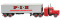Wiking 052706 Container semi-trailer (Peterbilt)