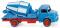 Wiking 053202 Betonmischer (MB Kurzhauber) - blau/weiß