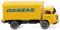 Wiking 054004 Box truck (MAN 415) DANZAS