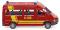 Wiking 060126 Feuerwehr - MB Sprinter Bus