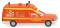 Wiking 060701 Feuerwehr - Krankenwagen