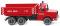 Wiking 062402 Feuerwehr - Schuttwagen (Magirus Deutz)