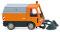 Wiking 065704 Street cleaner - Hako Citymaster 1750