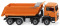 Wiking 067448 Muldenkipper (MAN TGS Euro 6/Meiller) - orange