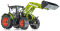 Wiking 077325 Claas Arion 650 mit Frontlader