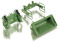 Wiking 077383 Frontlader Werkzeuge - Set A