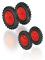 Wiking 077395 Rädersatz Pflegebereifung für Claas Arion Baureihe 400
