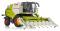 Wiking 077818 Claas Tucano 570 Mähdrescher mit Maisvorsatz Conspeed 8-75