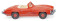 Wiking 083408 MB 300 SL Roadster - orange