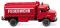 Wiking 086136 Feuerwehr - Tankwagen (MB Kurzhauber)