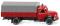 Wiking 086143 Feuerwehr - Pritschen-Lkw (Magirus)